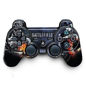 Adesivo de Controle PS3 Battlefield Mod 03