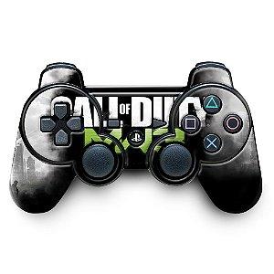 Adesivo de Controle PS3 Call Of Duty Mod 08