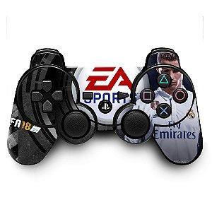 Adesivo de Controle PS3 Fifa 18 Mod 01