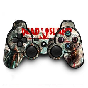 Adesivo de Controle PS3 Dead Island Mod 01