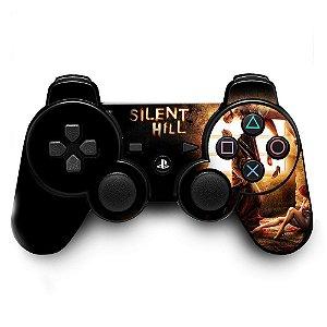 Adesivo de Controle PS3 Silent Hill Mod 01