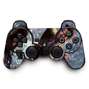 Adesivo de Controle PS3 Uncharted Mod 02
