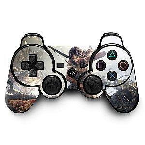 Adesivo de Controle PS3 Tomb Raider Mod 01
