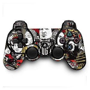 Adesivo de Controle PS3 Sleeping Dogs Mod 01