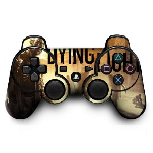 Adesivo de Controle PS3 Dying Light Mod 03