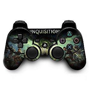 Adesivo de Controle PS3 Inquisition Mod 01