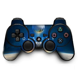Adesivo de Controle PS3 Destiny Mod 01