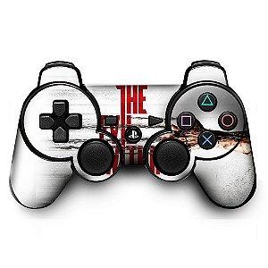 Adesivo de Controle PS3 The Evil Within Mod 01