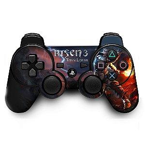 Adesivo de Controle PS3 Risen 3 Mod 01