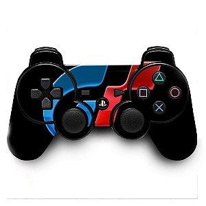 Adesivo de Controle PS3 Gran turismo Mod 01