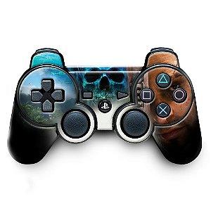 Adesivo de Controle PS3 Mod 03
