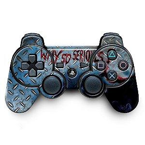 Adesivo de Controle PS3 Mod 07