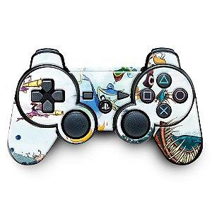 Adesivo de Controle PS3 Mod 10
