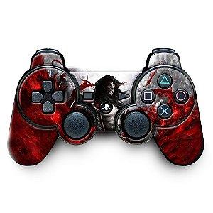 Adesivo de Controle PS3 Mod 14