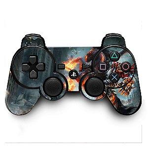 Adesivo de Controle PS3 Mod 17