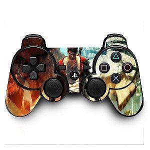 Adesivo de Controle PS3 Mod 19