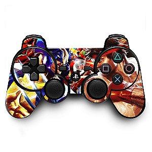 Adesivo de Controle PS3 Mod 22