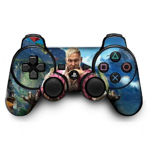 Adesivo de Controle PS3 Mod 35