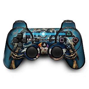 Adesivo de Controle PS3 Mod 38