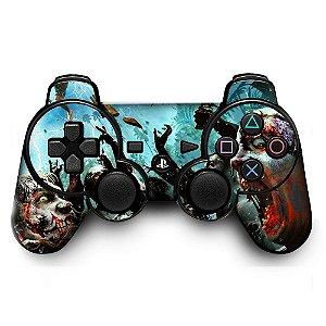 Adesivo de Controle PS3 Mod 42