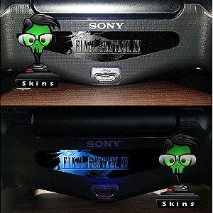 Adesivo Light Bar Controle PS4 Final Fantasy XV Mod 01