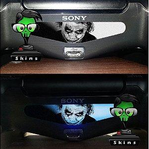 Adesivo Light Bar Controle PS4 Joker Mod 04