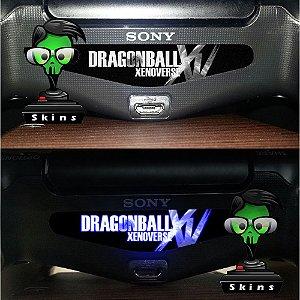 Adesivo Light Bar Controle PS4 Dragon Ball XV Mod 01