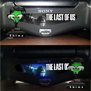 Adesivo Light Bar Controle PS4 The Last Of Us Mod 02