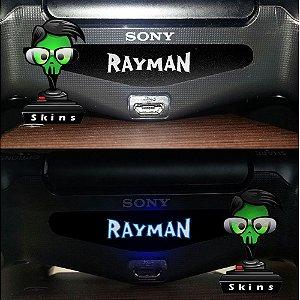 Adesivo Light Bar Controle PS4 Rayman Mod 01
