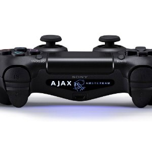 Adesivo Light Bar Controle PS4 Ajax Mod 01