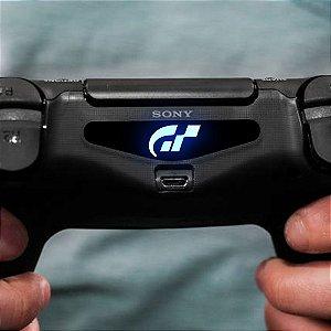 Adesivo Light Bar Controle PS4 Gran Turismo Mod 02