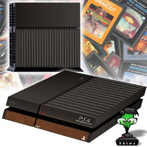 Adesivo para Console Ps4 Fat Atari