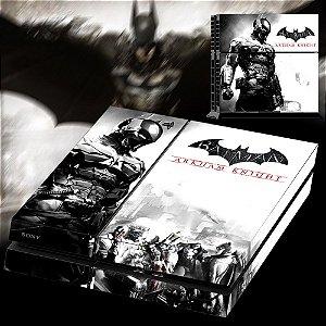 Adesivo para Console Ps4 Fat Batman Knight