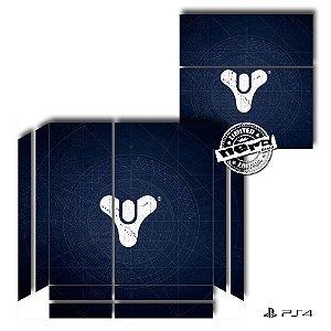 Adesivo para Console Ps4 Fat Destiny 3