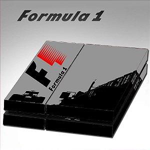 Adesivo para Console Ps4 Fat Formula 1