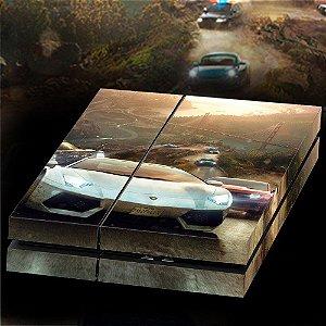 Adesivo para Console Ps4 Fat Gran Turismo 2