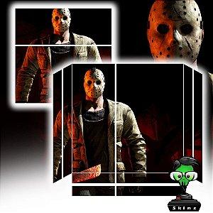 Adesivo para Console Ps4 Fat Jason 2