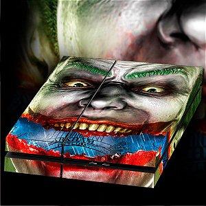 Adesivo para Console Ps4 Fat Joker 2