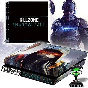 Adesivo para Console Ps4 Fat Killzone
