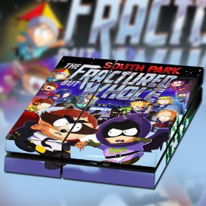 Adesivo para Console Ps4 Fat South Park 2