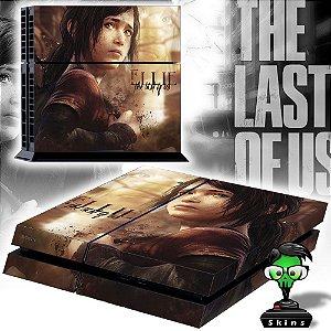 Adesivo para Console Ps4 Fat The Last Of Us