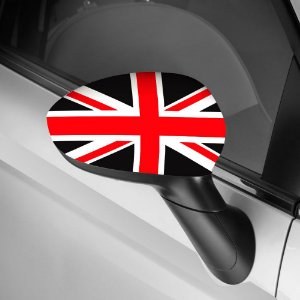 Adesivo para Envelopamento de Retrovisor England 1