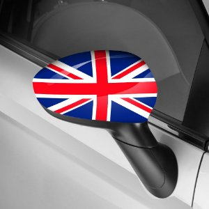 Adesivo para Envelopamento de Retrovisor England 5
