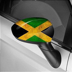 Adesivo para Envelopamento de Retrovisor Jamaica