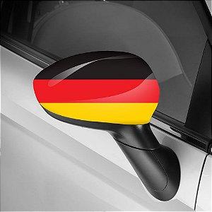 Adesivo para Envelopamento de Retrovisor Alemanha