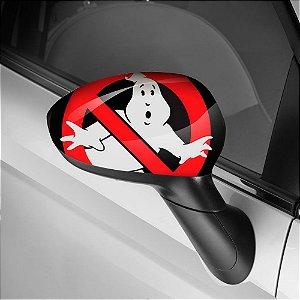 Adesivo para Envelopamento de Retrovisor Caça Fantasmas