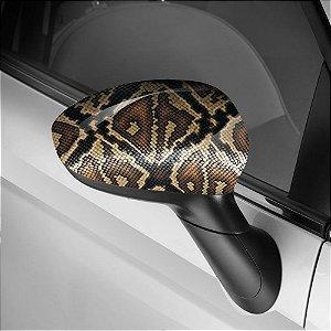 Adesivo para Envelopamento de Retrovisor Snake