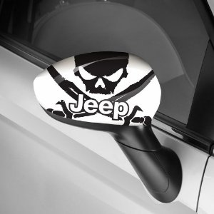 Adesivo para Envelopamento de Retrovisor Jeep