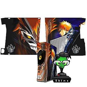 Skin Console XBOX 360 Slim Bleach mod 01