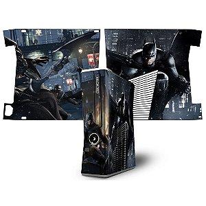 Skin Console XBOX 360 Slim Batman mod 04